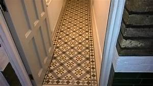 tradtional victorian patterns using linoleum With victorian lino flooring