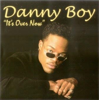 Dj Soulio Danny Boy  1997  It's Over Now (cds