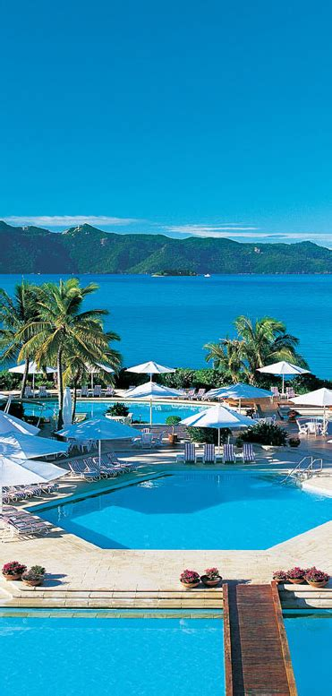 Hayman Island Resort On Australias Great Barrier Reef