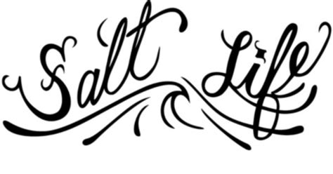 salt life words