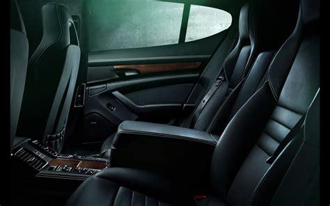 2018 Techart Porsche Panamera Turbo Grandgt Interior 1