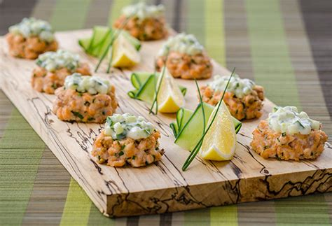 easy cold appetizer recipes