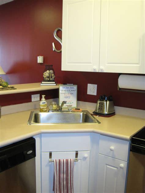 small corner kitchen cabinet modern small corner kitchen sink design interior images