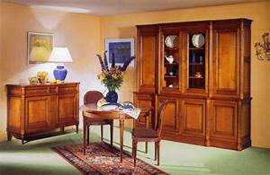 salle a manger louis xvi merisier massif meubles hummel With salle a manger merisier