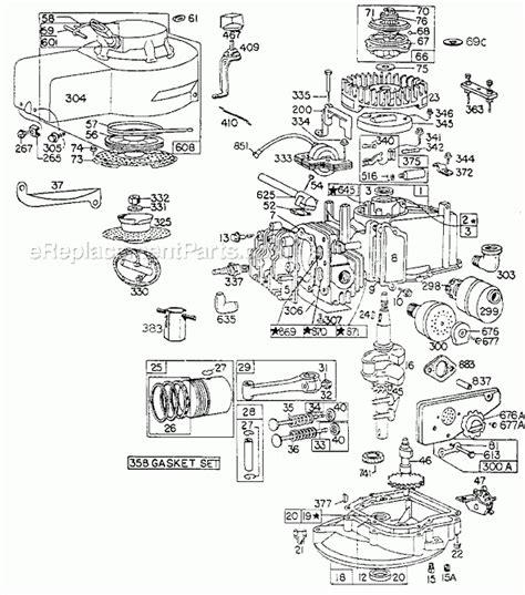 Briggs Stratton Parts Diagram Wiring
