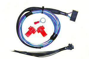 Donnelly Rear View Mirror Maplights Wire Harness