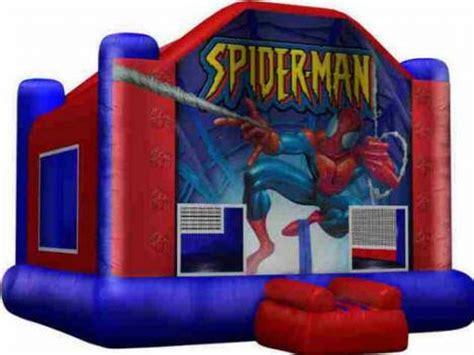 Australia Spiderman Bounce For Sale