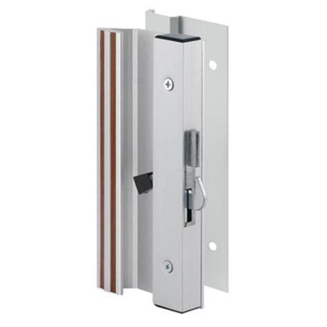 menards patio door hardware prime line 7 8 quot x 4 15 16 quot mill aluminum sliding door