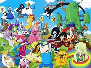 'Adventure Time' Cartoon Network Series Becoming Feature
