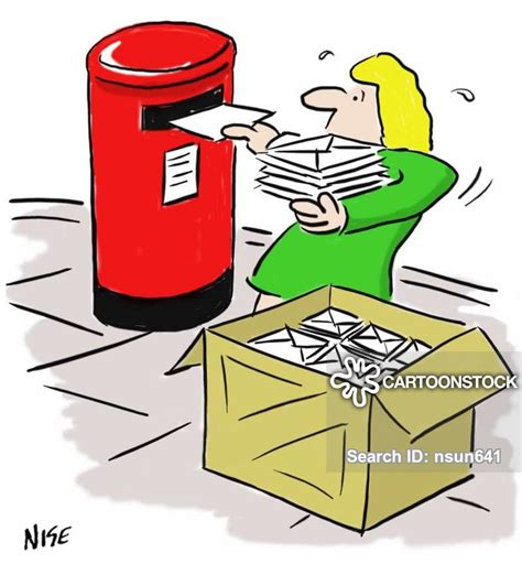 postal system cartoons  comics funny pictures