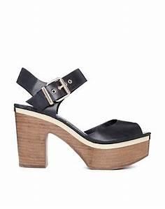 Schuhe Absatz Wechseln : river island river island nook schwarze sandalen mit mittelhohem absatz bei asos ~ Buech-reservation.com Haus und Dekorationen