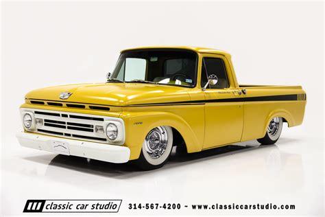 1962 Ford F-100 Pickup Truck