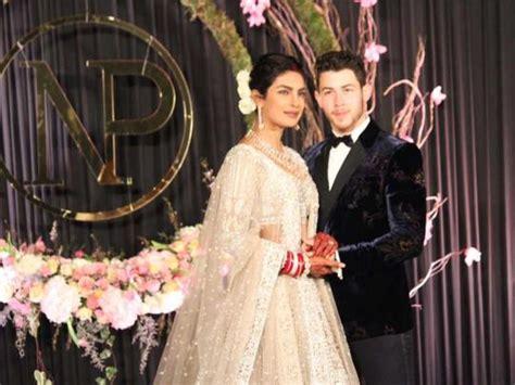 Inside The Priyanka Chopra, Nick Jonas Wedding Reception