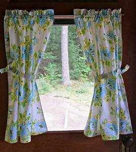 cheap small window curtains with beautiful flower pattern With small window curtains for front door