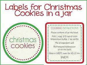 180 best images about cookies in a jar on pinterest With cookies label template