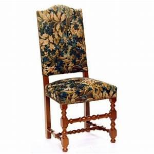 Chaise Louis Xiii : r paration de chaise fauteuil tapissier rempaillage cannage ~ Melissatoandfro.com Idées de Décoration