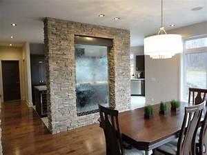Decoration Mur Interieur Salon : decoration mur salon pierre ~ Teatrodelosmanantiales.com Idées de Décoration