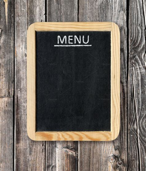 Empty Menu Templates by 33 Menu Board Templates Free Sle Exle Format