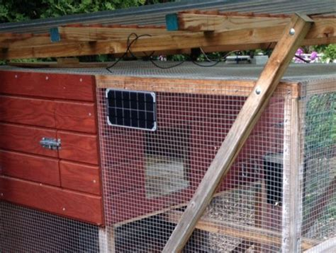 solar chicken door solar powered chicken coop door opener coop thoughts