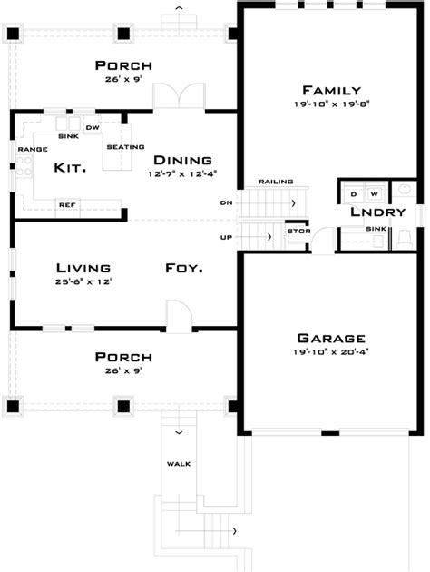side split house plans house plan 67562 at familyhomeplans com