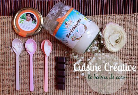 beurre de coco cuisine cuisine créative si on remplaçait notre beurre classique