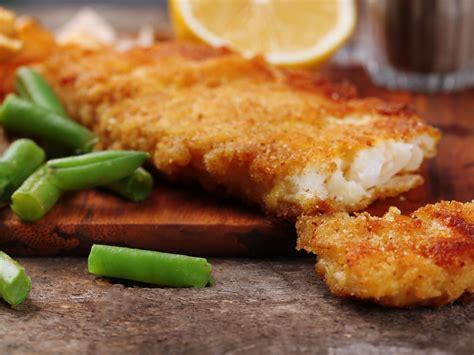 sos recettes cuisine filets de poisson panés