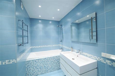 Blue Bathroom Designs by Blue Tile Bathroom Design Australianwild Org
