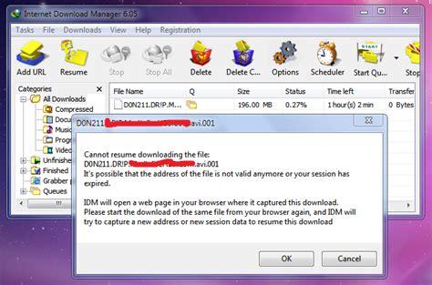 Manager Resume Broken Downloads by Backdoor Engineer How To Resume Broken Downloads From In Manager