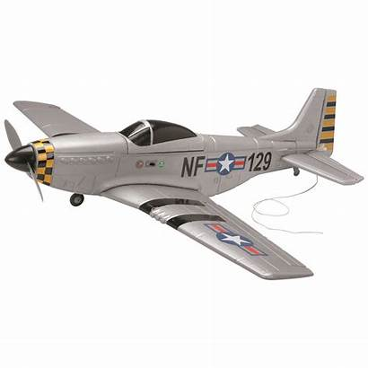 Mustang P51 Airplane Radio Controlled