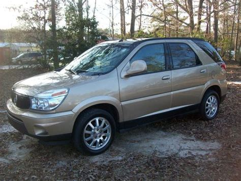 auto air conditioning service 2006 buick rendezvous free book repair manuals purchase used 2006 buick rendezvous cxl sport utility 4 door 3 5l in augusta georgia united
