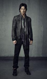 Ian Somerhalder from The Vampire Diaries Season 4 Promo ...
