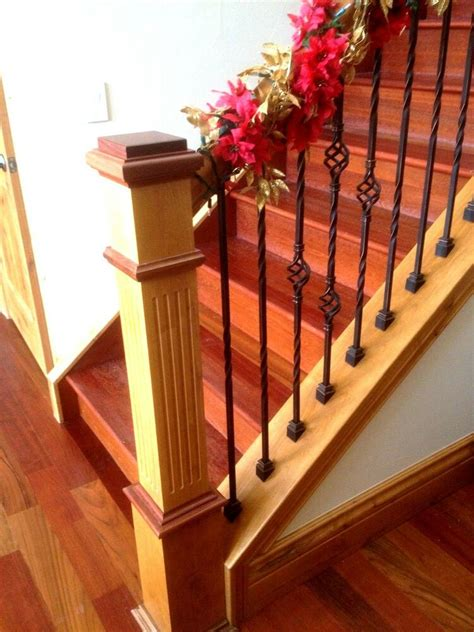 box newel post  alder fluted    large orders