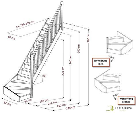1 4 links gewendelte treppe berechnen wohn design
