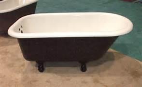 Refinishing A Clawfoot Tub by Clawfoot Tub Refinishing Rubber Duck Refinishing