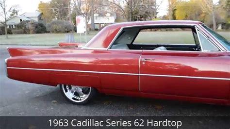 cadillac series  hardtop rosss valley auto sales