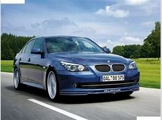 BMW E60 M5 vs Alpina B5 YouTube