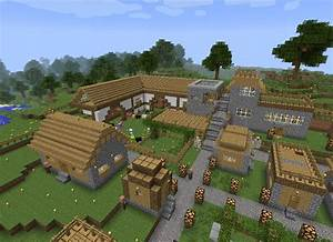 Village Update - Working on the Barn by DPrime123 on ...