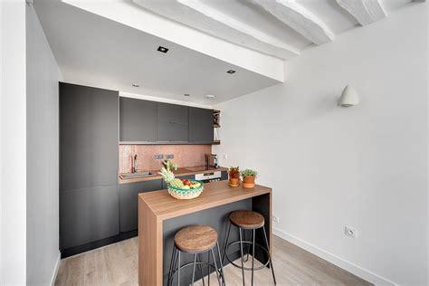 creer une cuisine dans un petit espace 5 astuces d 39 architectes pour optimiser l 39 aménagement d 39 un