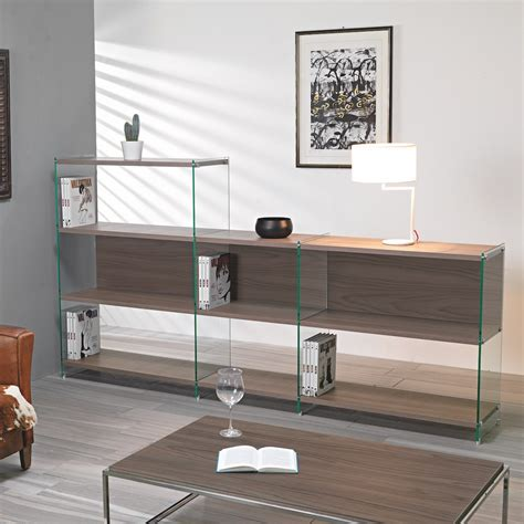librerie design moderno libreria divisoria da soggiorno design moderno byblos10