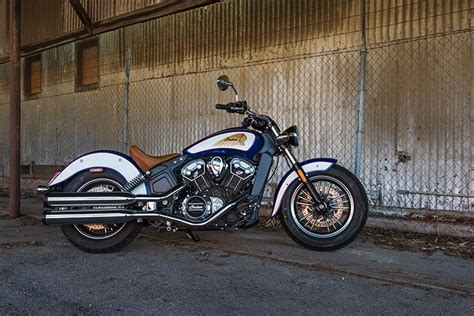 Review Indian Scout by 2017 Indian Scout Review