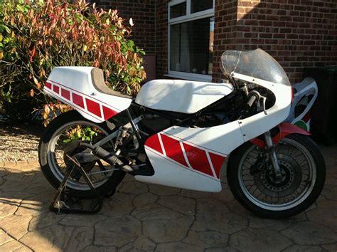 Yamaha Tz Tz350 Tz250 Classic Racer Racing Icgp Track Day