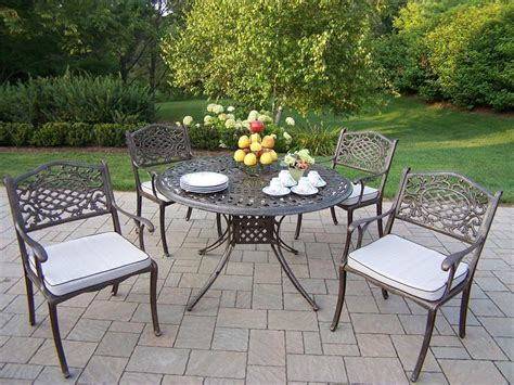 Garden Patio Furniture Sets by Amazing Steel Patio Furniture Sets And Metal Furniture
