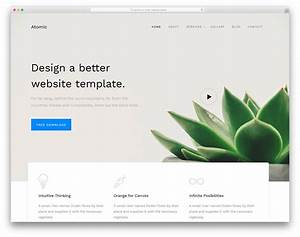 30  Best Free Simple Website Templates For All Famous