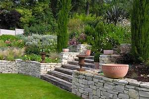 votre paysagiste amenage votre jardin d39un escalier en With superb amenagement terrasse piscine exterieure 0 creation et amenagement de terrasse en bois paysagiste