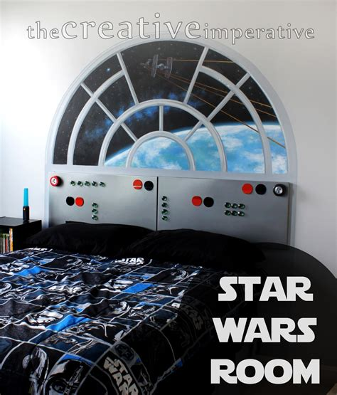 wars room decor diy the creative imperative wars bedroom reveal