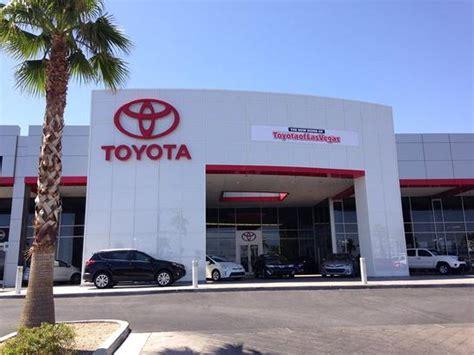 Dealership Las Vegas by David Wilson S Toyota Of Las Vegas Las Vegas Nv 89104