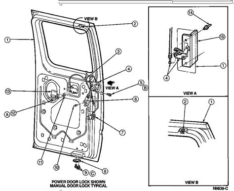 ford keyless entry diagram wiring diagram fuse box