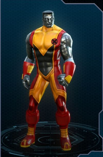 marvel heroes colossus modern costume orcz the wiki
