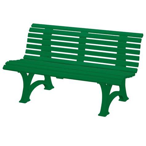 banc en resine banc r 233 sine neptune l150 cm vert l 150 x l 70 x h 15 cm