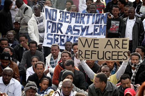 African Immigrants will not be deported